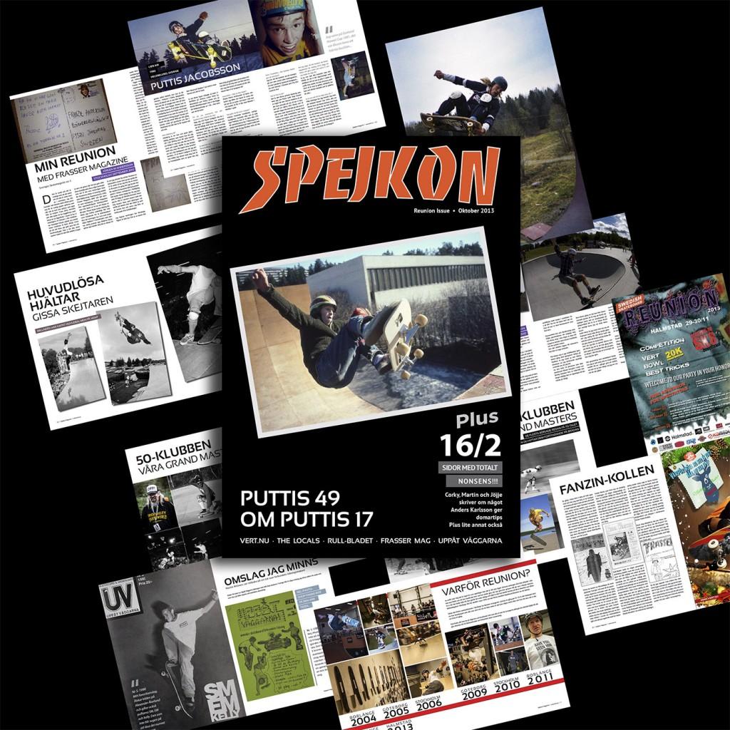 Spejkon Magazine