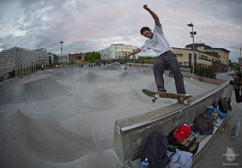 style-for-miles Ronnie Sandoval @ Stapel